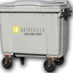 660 Liter Wheeled Purge Cart