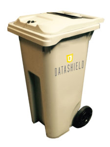 DataShield Data Destruction Cart