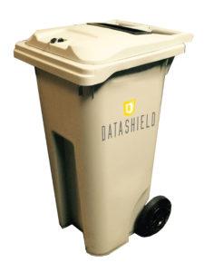 DataShield Data Destruction Cart